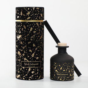 Velvet Collection Black Cedarwood 180ml Reed Diffuser