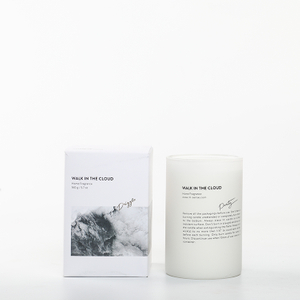 Sound of Wind Collection Walk in The Cloud 400g Scented Candle