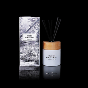 Forest Mist Amber Wood & Spice 200ml Reed Diffuser