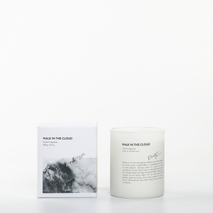 Sound of Wind Collection Walk in The Cloud 310g Scented Candles