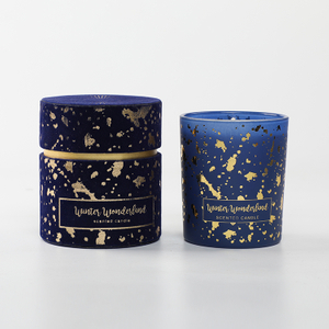 Velvet Collection Winter Wonderland 150g Scented Candle