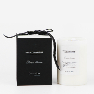 Every Moment Series Orange Blossom 400g Scented Candle