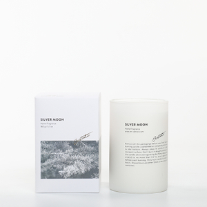 Sound of Wind Collection Sliver Moon 400g Scented Candle