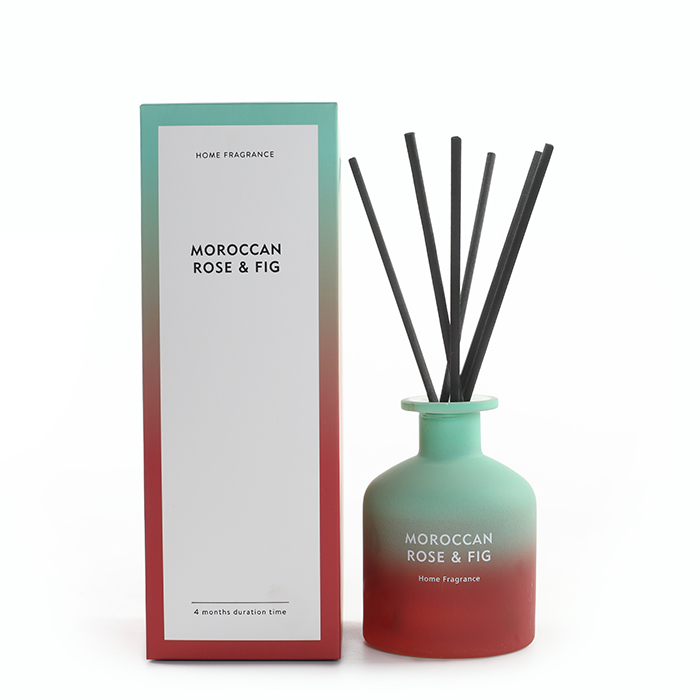 As Simple As Color Collection Moroccan Rose&Fig 180ml Reed Diffuser