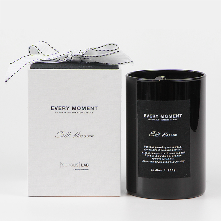 Every Moment Series Silk Blossom 400g Scented Candles