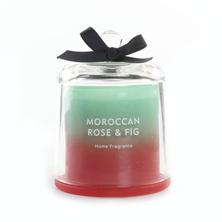 As Simple As Color Collection Moroccan Rose&Fig 165g Scented Candle