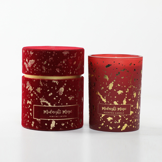 Velvet Collection Midnight Magic 250g Scented Candle