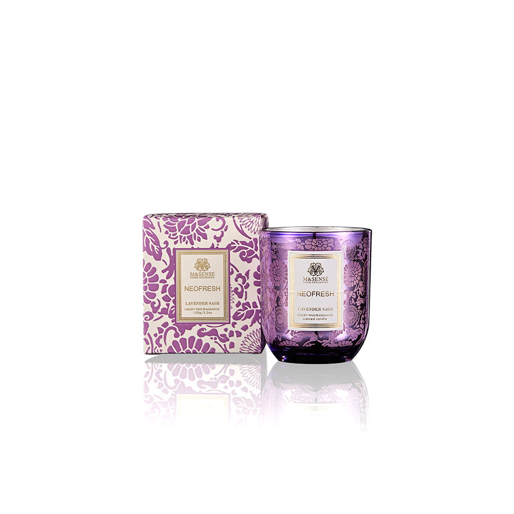 Neo Fresh Collection Lavender Sage 150g Scented Candle